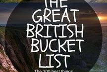 Visit the United Kingdom [England, Scotland, Wales, Northern-Ireland] + Ireland + Channel Islands / Wondering what there is to do just outside of London or in the rest of Great-Britain? Here are the best day trips and weekend breaks in Wales, Scotland, England and Northern Ireland + our favourite spots in Ireland and the Channel Islands. Curated by The London Tester. More on: thelondontester.com