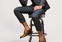 Men fashion, suit