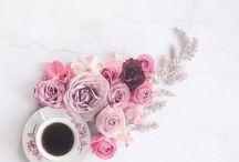 Petals and props