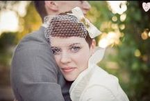 HAIR ACCESSORIES / Handmade wedding hair accessories / by Emmaline Bride | Handmade Wedding Blog