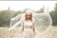 VEILS / Wedding veils, handmade bridal veils / by Emmaline Bride | Handmade Wedding Blog