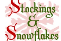 S is for Snowflakes and Stockings