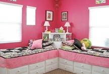 My Kids Bedroom Ideas / by Krissy Holtrop