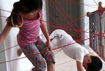 Fun Activities for Kids / Fun activities for kids - rainy day activities, outdoor fun, creative playtime