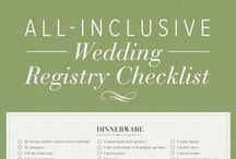 WEDDING HOW-TO'S / Wedding how-to's + planning advice / by Emmaline Bride | Handmade Wedding Blog