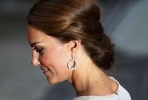 Kate Middleton / My favorite Duchess Kate looks! Check out my website at nadinejoliecourtney.com for more Kate love.