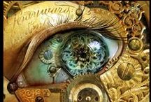 SteamPunk Style / by Phyllis Marshall