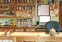Crafty Spaces - real neat places!