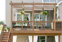 Deck / by Cristina @Remodelando la Casa