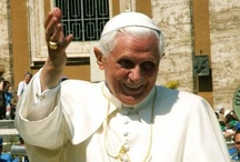 Pope Emeritus Benedict XVI / Beloved Pope. He was a great shepherd. / by Ethelyn