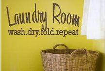 Bath/laundry room ideas