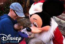 Disney Trip Saving and Preparing / Saving money for Disney, preparing, and making the most of the Disney trip
