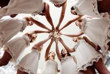 bridemaids / by Jillian Joyce