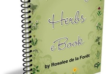Herbs & Herbs / by Sharon Helle Forsman