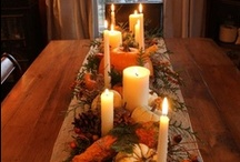 Thanksgiving & Fall / by : )