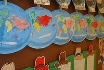 Social Studies - Geography / by So 2nd Grade!