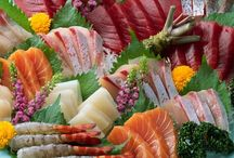 Sushi/Sashimi / by Michael W