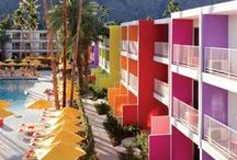 Dream Hotels / Hotels I'd like to stay in one day.