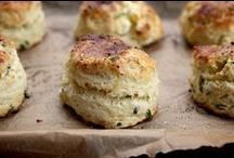 Biscuit and Scone Recipes / Recipes for delicious biscuits and scones. / by Lyndsey Matthews