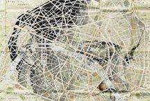 Map Art / by Ester Bosch