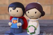 Epic Wedding Randomness / For eventually  / by Erica Elaine