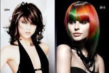 NAHA Then and Now / NAHA is preparing for its 25th anniversary in July. NAHA we love you! More: www.facebook.com/hotbeautymagazine