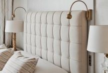 BEDROOMS / by Christina Rottman Designs