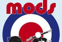 Mod culture / by Joan Lluis Rubio