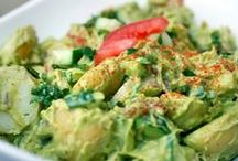Delicious Salads / Salads that are delicious, healthy and low cholesterol.