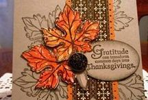 Thanksgiving / Inspirations for Thanksgiving dinner and decorations!