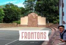 Frontons.fr / Frontons.fr est un webdocumenaire produit et réalisé par l'agence My destination, en collaboration avec l'agence Le Vestiaire.  Le projet propose une découverte culturelle et patrimoniale du Pays Basque, en faisant la part belle au storytelling et aux contenus.