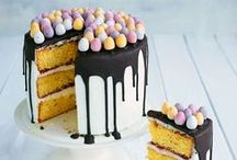 Easter / Easter eggs, crafts, decorations, recipes, and more ideas for an Easter brunch.