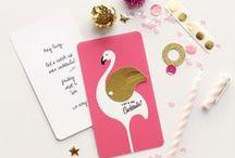 Flamingo Party Ideas / Decor ideas for a flamingo-inspired party.