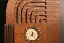 Old Fashioned Radios