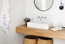 Bathrooms inspirations / Bathrooms ideas board: Ideal if you want to renovate yours and won't know where to start. Here you will find inspirations.