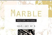 Marble Trend / One of my favorite trends, marble effect trend