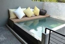 Swimming pools Inspirations / Swimming pools board: Inspirations for your garden and have fun with family.