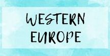 WESTERN EUROPE / Ideas for traveling to Europe