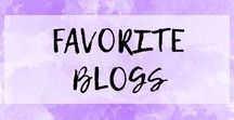 FAVORITE BLOGS / My favorite travel blogs by fellow travel blogging extraordinaries