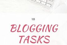 Blogging Tips / Tips & tricks on how to create a successful blog, including techniques to grow a blog audience, write for the internet, creating great blog content & learn how to blog on-the-go. Includes blogging tips, blogging tricks and blogging tutorials to help you create your own blog!