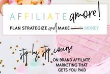 Affiliate Marketing for Bloggers / affiliate marketing, affiliate links, make money online, make money blogging, make money affiliate marketing, become an affiliate, affiliate marketer