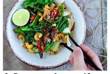 Healthy Weekday Dinner / Quick and healthy weekday dinners