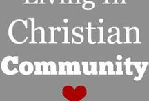 Living In Christian Community / Living In Christian Community group board is SPECIFIC to community: what the Bible says about community, the difficulties of those relationships, the great blessing of fellowship and the growth that comes with it all! Any other posts will be removed. Thanks for sharing and staying on topic!!! ~ Verticle pins only. No duplicate pins in 24 hours. Don't pin and run - repin other posts, as well! ~ Katie