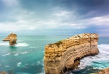 Travel Australia-VIC West Coast / From Queenscliffe to the South Australian border along the Great Ocean Road.