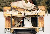 Bodas en invierno - Winter weddings