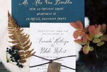 Bodas en otoño - Fall weddings