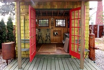 Outdoor Spaces & garden inspiration / by Shannon Kelly