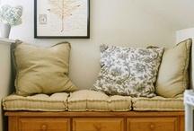 Home Decor- Ideas I Love