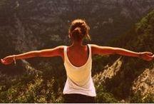 Get fit. / by Megan Brown