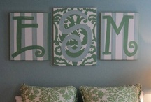 Home away from home / inspiration for our house/apartment next year in Troy / by Lizzie Elmore